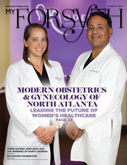 Modern OBGYN Featured in MyForsyth Magazine December 2018