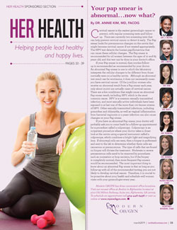 Modern OBGYN Featured in Northside Woman Magazine March 2019