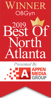 Winner OBGyn 2019 Best of North Atlanta