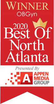 Winner OBGyn 2020 Best of North Atlanta