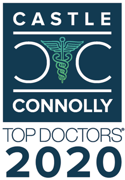 Dr. John Reyes has been selected a Castle Connolly Top Doctor for 2020.